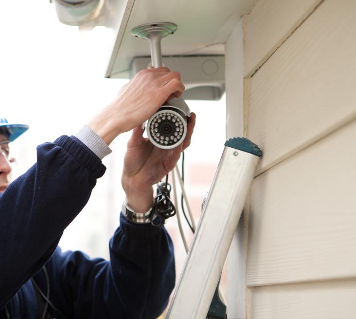 alarmsysteem installateur