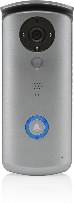 draadloze deurbel met camera
