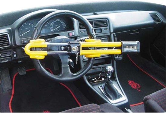 Veilige stuurslot