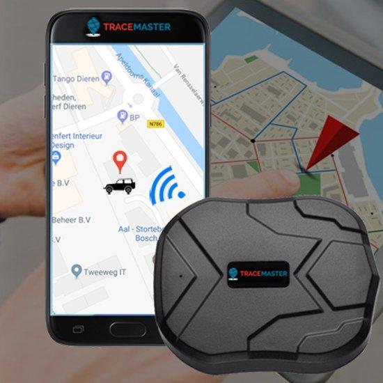 Tracemaster GPS tracker auto volgssysteem
